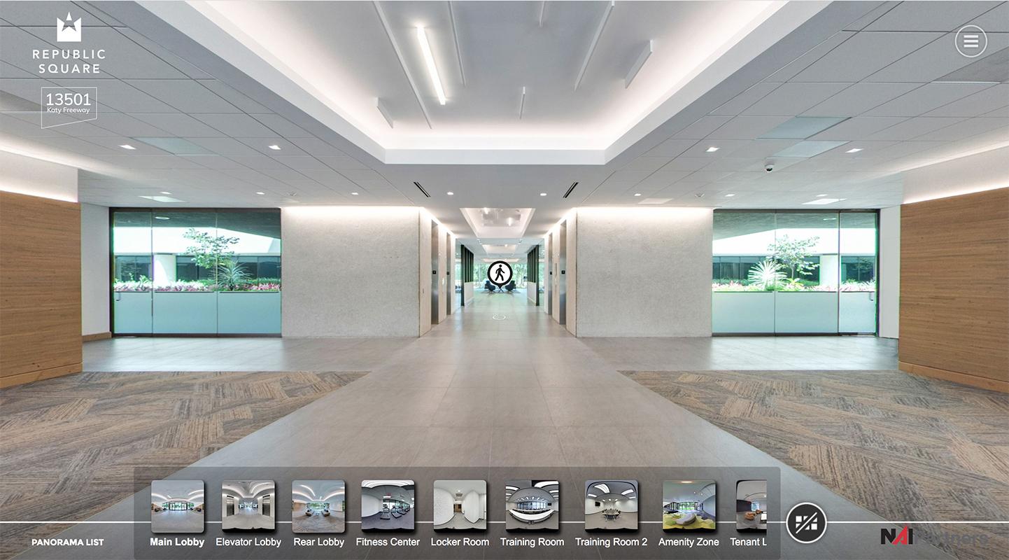 Virtual Property Tour Houston